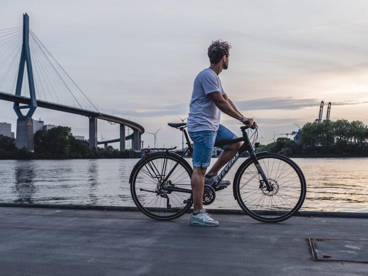 A 10 legjobb városi kerékpár 1.