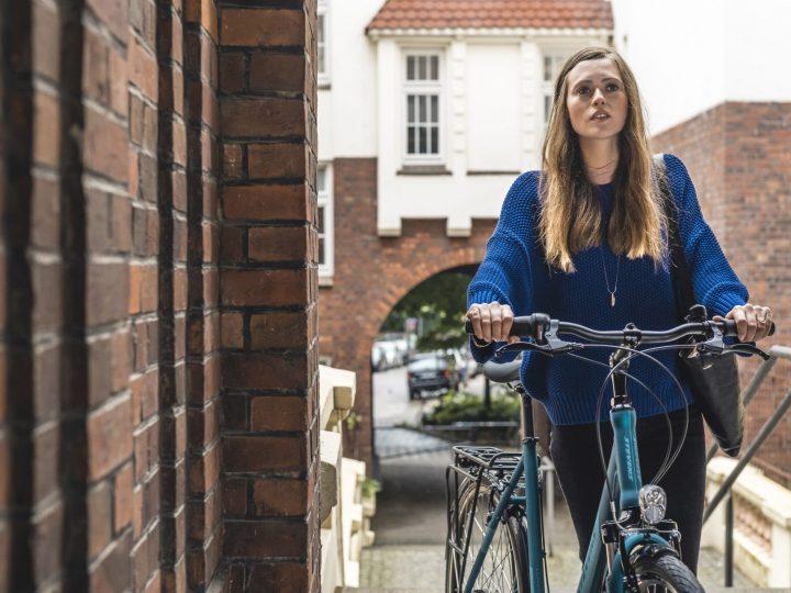 A 10 legjobb városi kerékpár 2.